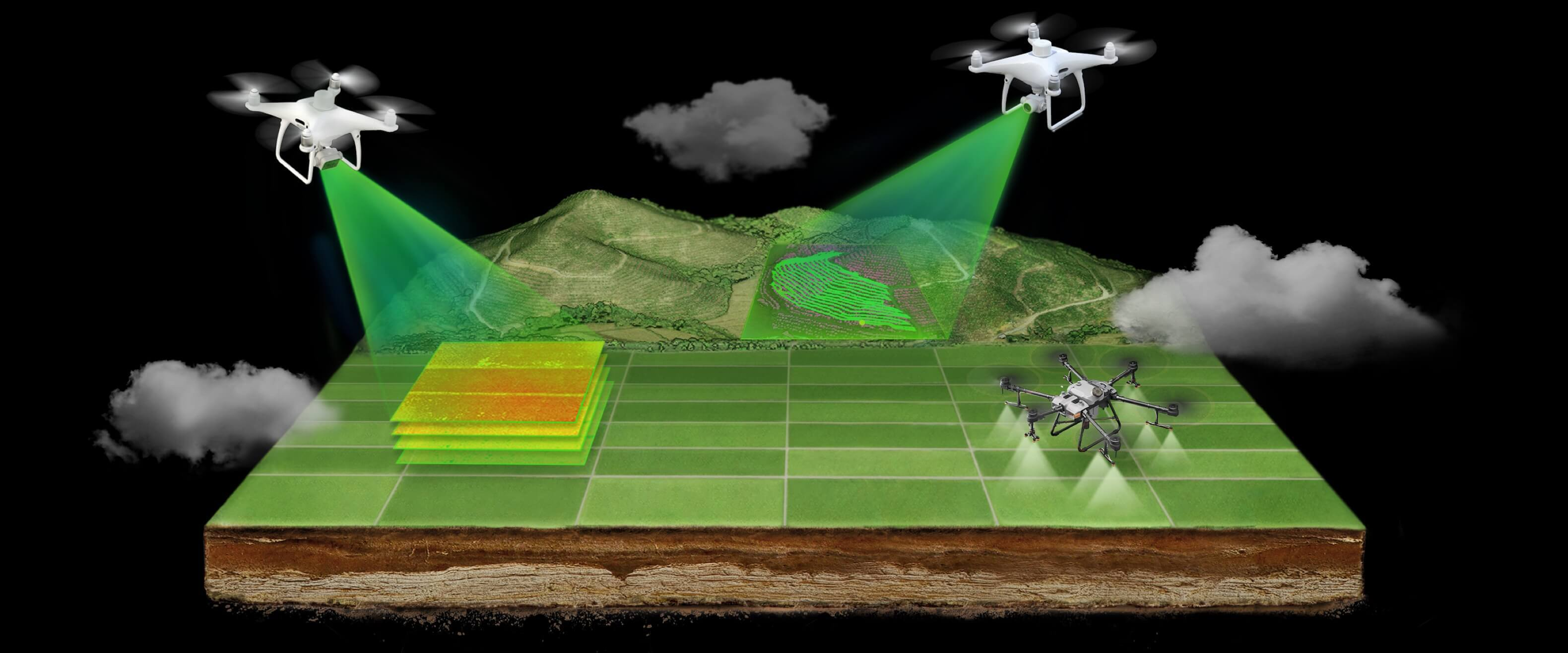 AGRAS T30   Digital Agriculture is Here